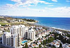Almost beach front properties for sale in North Cyprus Long Beach - 6