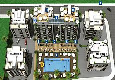 Almost beach front properties for sale in North Cyprus Long Beach - 7