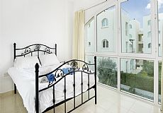 Aphrodite 2 Bedroom Terrace Apartment in Northern Cyprus / Gaziveren - 5