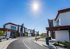 Luxury 3 bedroom semi detached villa for sale in Famagusta North Cyprus