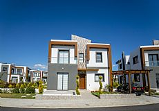 Luxury 3 bedroom semi detached villa for sale in Famagusta North Cyprus - 3