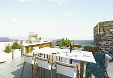 3 bedroom penthouse apartment with seaview in Northern Cyprus - 6