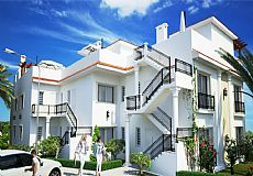 3 bedroom penthouse apartment with sea view for sale in North Cyprus - 4