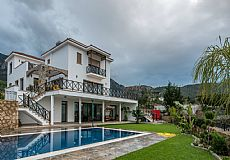 Luxury Cypriot style private villas with 4 bedrooms in the city center - 7