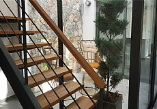Semi detached houses for sale in central Kyrenia, North Cyprus - 7
