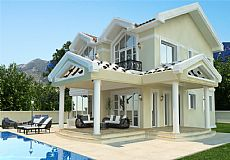 Stunning 4 bedroom villa for sale in Kyrenia city North Cyprus with breathtaking sea view  - 3