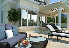 Stunning 4 bedroom villa for sale in Kyrenia city North Cyprus with breathtaking sea view  - 4