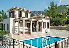 Resale villa for sale in North Cyprus with breathtaking sae view and private pool - 1