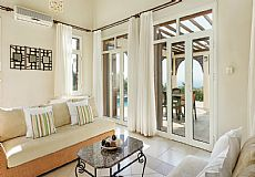 Resale villa for sale in North Cyprus with breathtaking sae view and private pool - 5