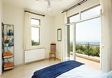 Resale villa for sale in North Cyprus with breathtaking sae view and private pool - 7