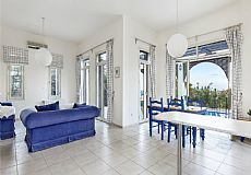 3 bedroom resale villa for sale in North Cyprus with breathtaking sea view - 1