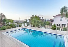 3 bedroom resale villa for sale in North Cyprus with breathtaking sea view - 3