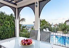 3 bedroom resale villa for sale in North Cyprus with breathtaking sea view - 4