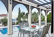 3 bedroom resale villa for sale in North Cyprus with breathtaking sea view