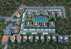 Brand new project right at the heart of Kyrenia city yet walking distance to sea - 1
