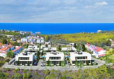 Perfectly located centrum of Kyrenia, 2 bedroom townhouses for sale in Cyprus  - 3
