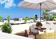 Perfectly located centrum of Kyrenia, 2 bedroom townhouses for sale in Cyprus  - 5