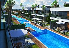 Perfectly located centrum of Kyrenia, 2 bedroom townhouses for sale in Cyprus