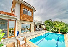 Simply the most luxurious villa with unmatched city and sea view in Kyrenia  - 1
