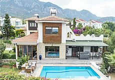 Simply the most luxurious villa with unmatched city and sea view in Kyrenia  - 5