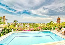 Simply the most luxurious villa with unmatched city and sea view in Kyrenia  - 6