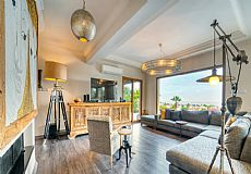 Simply the most luxurious villa with unmatched city and sea view in Kyrenia