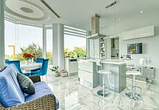 Unique luxurious mansion on the hills of Kyrenia overlooking city and Mediterranean - 3