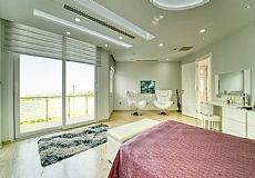 Unique luxurious mansion on the hills of Kyrenia overlooking city and Mediterranean - 11