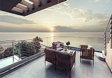 Exceptional beach front luxury apartments for sale in North Cyprus with private swimming pool - 2