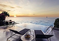 Exceptional beach front luxury apartments for sale in North Cyprus with private swimming pool - 3