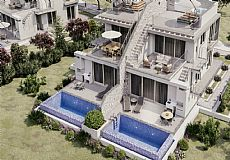 Exceptional beach front luxury apartments for sale in North Cyprus with private swimming pool - 4