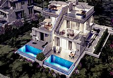 Exceptional beach front luxury apartments for sale in North Cyprus with private swimming pool - 5