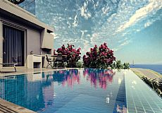 Exceptional beach front luxury apartments for sale in North Cyprus with private swimming pool - 6