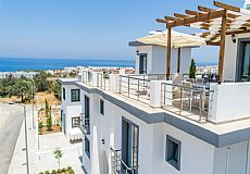 2 bedrooms private house with breathtaking sea and sunset view at Esentepe North Cyprus - 5