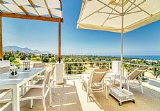 2 bedrooms private house with breathtaking sea and sunset view at Esentepe North Cyprus - 7