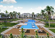 Brand new beach front project in North Cyprus with different types of apartments and villas - 1
