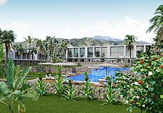 Brand new beach front project in North Cyprus with different types of apartments and villas - 2