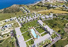 Brand new beach front project in North Cyprus with different types of apartments and villas - 6