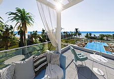 Brand new beach front project in North Cyprus with different types of apartments and villas - 10