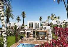 Villas on the first line to the sea for sale in Northern Cyprus - 3