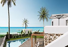 Villas on the first line to the sea for sale in Northern Cyprus - 5