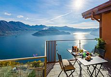 Luxury 2 bedroom apartment for sale at Lake Iseo, Italy - 4