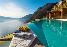 Luxury 2 bedroom apartment for sale at Lake Iseo, Italy