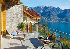 Luxury 2 bedroom apartment for sale at Lake Iseo, Italy - 9