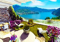 1 & 2 bedroom apartment for sale in Lake Iseo Italy with amazing lake view