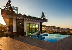 SOLD /// Deluxia Golden Villa for Sale in Kargicak Alanya - 7