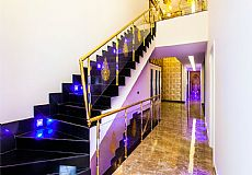 SOLD /// Deluxia Golden Villa for Sale in Kargicak Alanya - 11