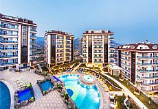 Another World discounted apartment for sale in Cikcilli Alanya - 8