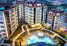 Another World discounted apartment for sale in Cikcilli Alanya - 9