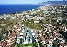 3-roms eksklusiv leilighet till salgs i Alanya - 1